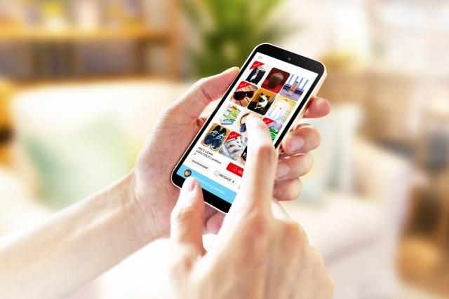 フリマアプリ メルカリイメージ画像
